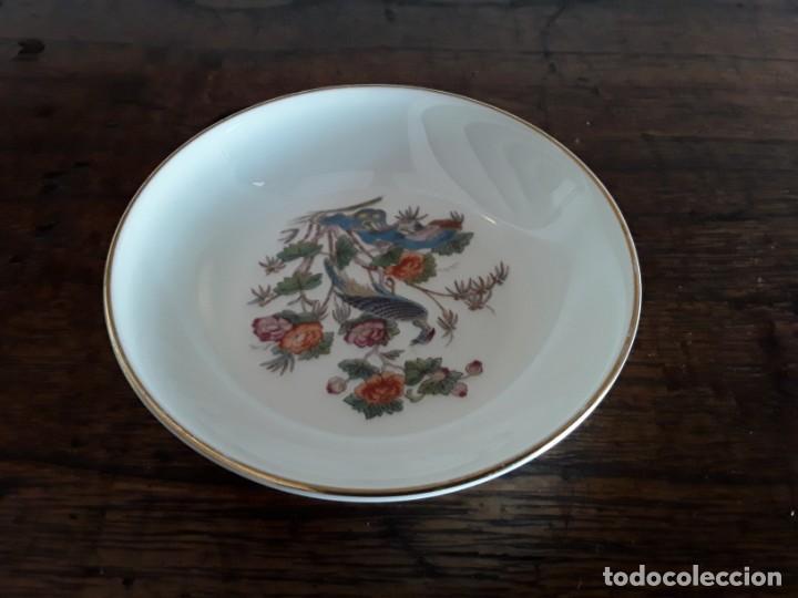Antigüedades: Platito porcelana inglesa Wedgwood - Foto 5 - 132079062