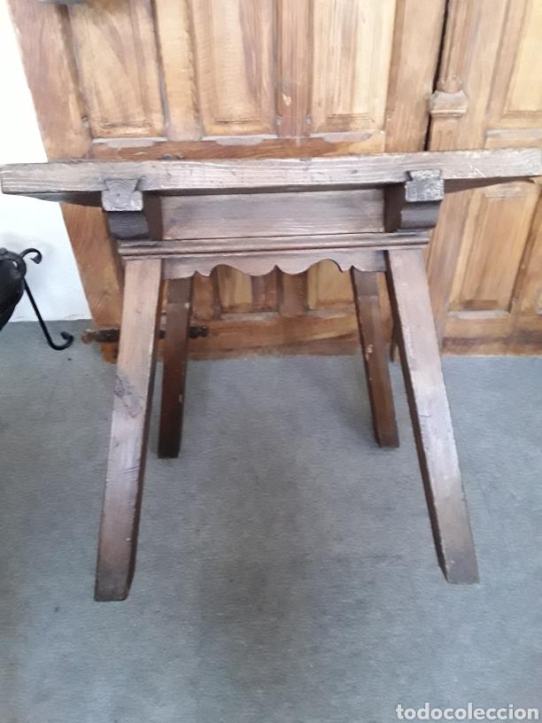 ANTIGUA MESA (Antigüedades - Muebles Antiguos - Mesas Antiguas)