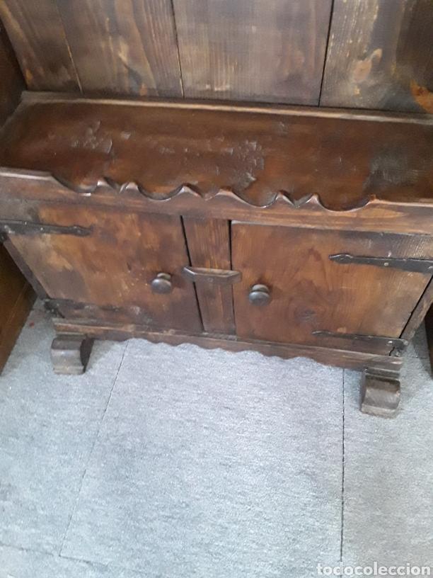 Antigüedades: Platero o estantería - Foto 2 - 132092611
