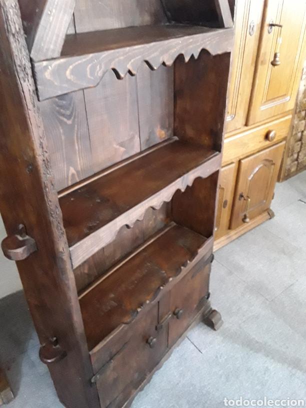 Antigüedades: Platero o estantería - Foto 5 - 132092611
