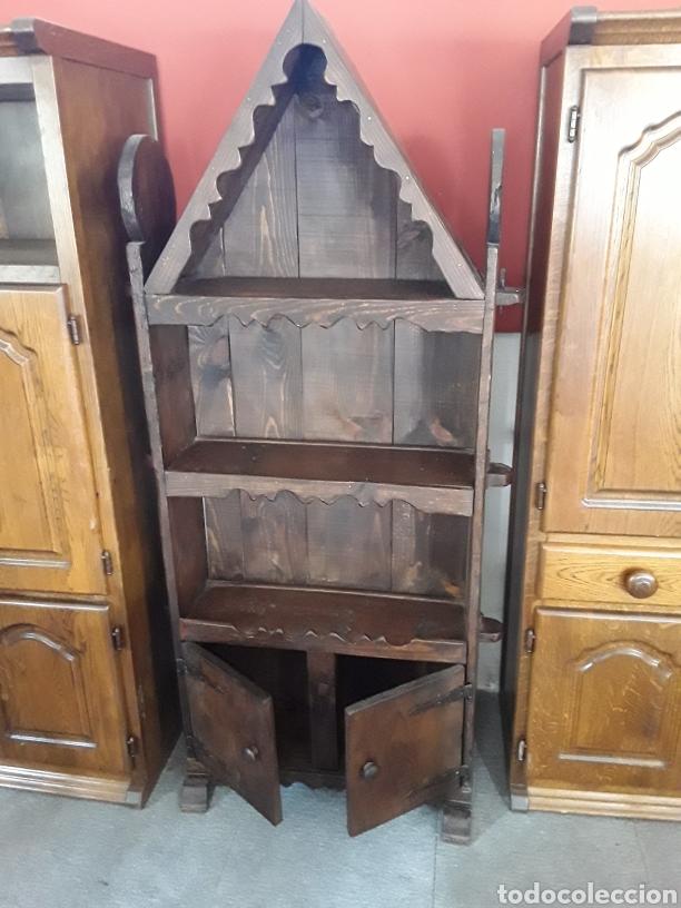 Antigüedades: Platero o estantería - Foto 7 - 132092611