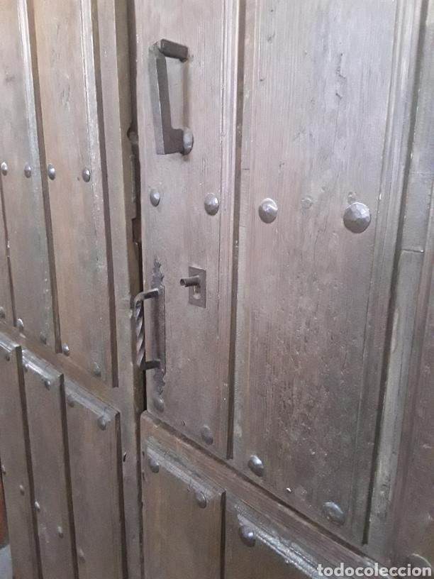 Antigüedades: Portón antiguo - Foto 2 - 132097470
