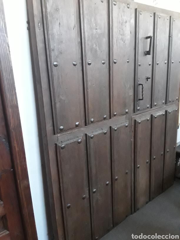 Antigüedades: Portón antiguo - Foto 3 - 132097470