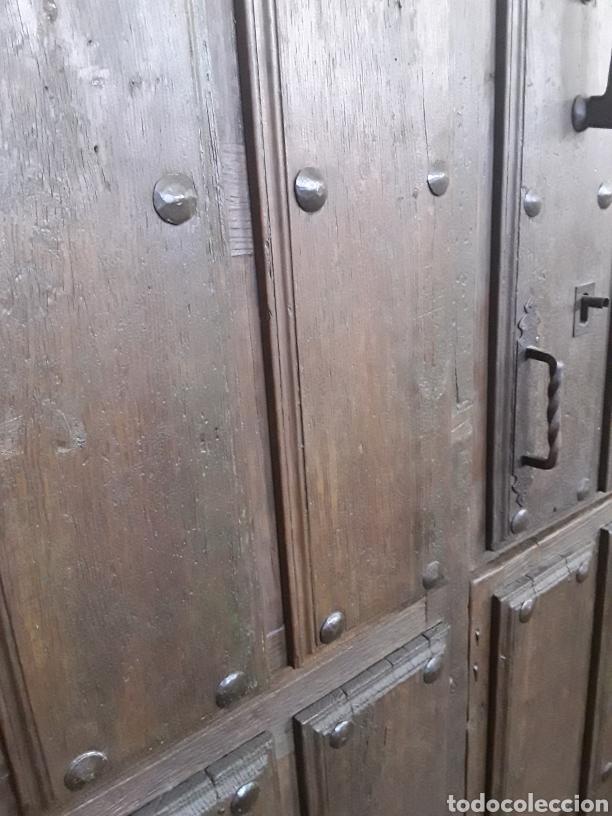 Antigüedades: Portón antiguo - Foto 4 - 132097470