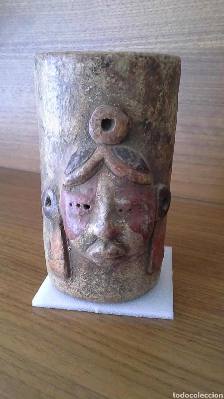 Antigüedades: Réplica artesanía maya - Foto 4 - 132135642