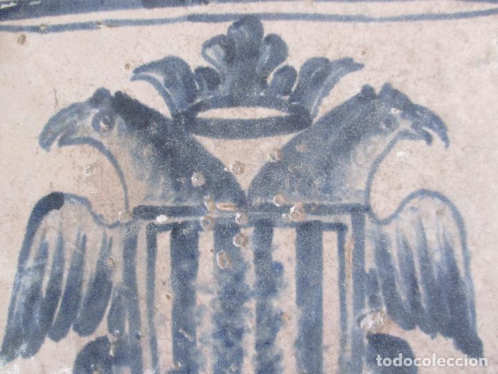 Antigüedades: Azulejo de Teruel siglo XVI - Foto 2 - 132150226
