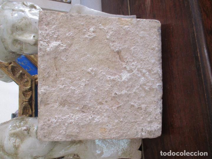 Antigüedades: Azulejo de Teruel siglo XVI - Foto 4 - 132150226