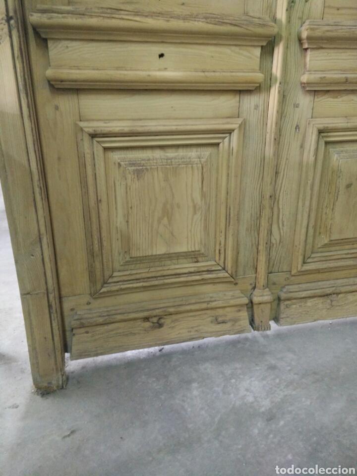Antigüedades: Portón con tragaluz - Foto 4 - 132190151