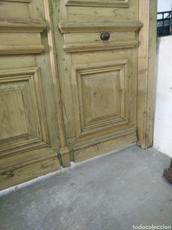 Antigüedades: Portón con tragaluz - Foto 5 - 132190151