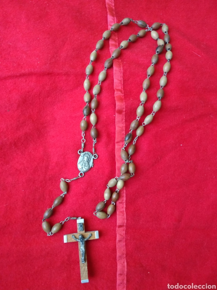 ROSARIO (Antigüedades - Religiosas - Rosarios Antiguos)