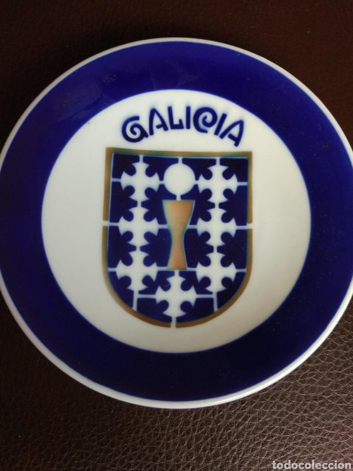 PLATO SARGADELOS CASTRO (Antigüedades - Porcelanas y Cerámicas - Sargadelos)