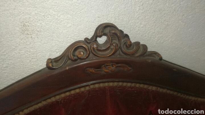 Antigüedades: Sofa y dos sillones L R - Foto 3 - 132353675