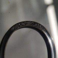 Antigüedades: MARCO EN PLATA DE LEY. Lote 132400419