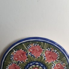 Antigüedades - Plato de cerámica c.b. Sevilla - 132402851