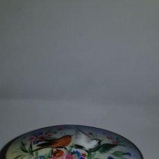 Antigüedades: CAJITA EN PORCELANA LIMOGES FRANCE. Lote 132425253