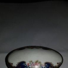Antigüedades: CAJITA EN PORCELANA AR-MO. Lote 132425546