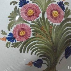 Antigüedades: CONJUNTO DE 6 CUENCOS DE S. TIMONEDA, TALAVERA. PINTADOS A MANO.. Lote 132427786