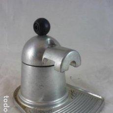 Antigüedades: CAFETERA MINI BAR - ALUMINIO AÑOS 70. Lote 132434982