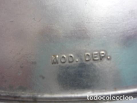 Antigüedades: Cafetera Mini Bar - Aluminio Años 70 - Foto 8 - 132434982