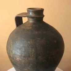Antigüedades: ALFARERÍA POPULAR DE TOLEDO - CANTARO DE SANTA OLALLA. Lote 132447802