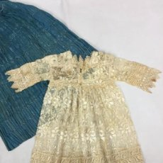 Antiquitäten - Vestido de bebé, antiguo. - 132462258