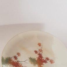Antigüedades: PLATO JAPONÉS SATSUMA. Lote 132476370