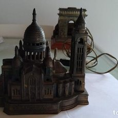 Antiguidades: SAGRADO CORAZON DE PARIS REDUERDO ANTIGUO. Lote 132514214