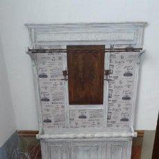 Antigüedades: PERCHERO, PARAGÜERO. Lote 132525006