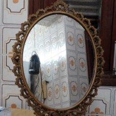 Antigüedades: ANTIGUO ESPEJO DETOCADOR. Lote 132553942