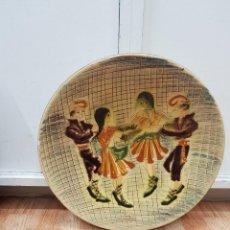 Antigüedades: PLATO DE CERAMICA PUIGDEMONT. Lote 132690594