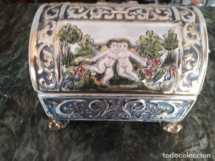 Antigüedades: Joyero - Foto 3 - 132706782