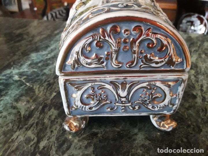 Antigüedades: Joyero - Foto 5 - 132706782