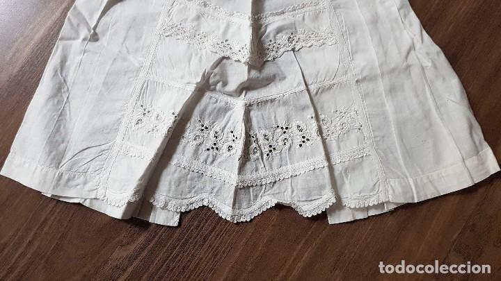 Antigüedades: Antiguo vestido de bebe. Principios del siglo XX - Foto 3 - 132733986