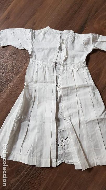 Antigüedades: Antiguo vestido de bebe. Principios del siglo XX - Foto 5 - 132733986
