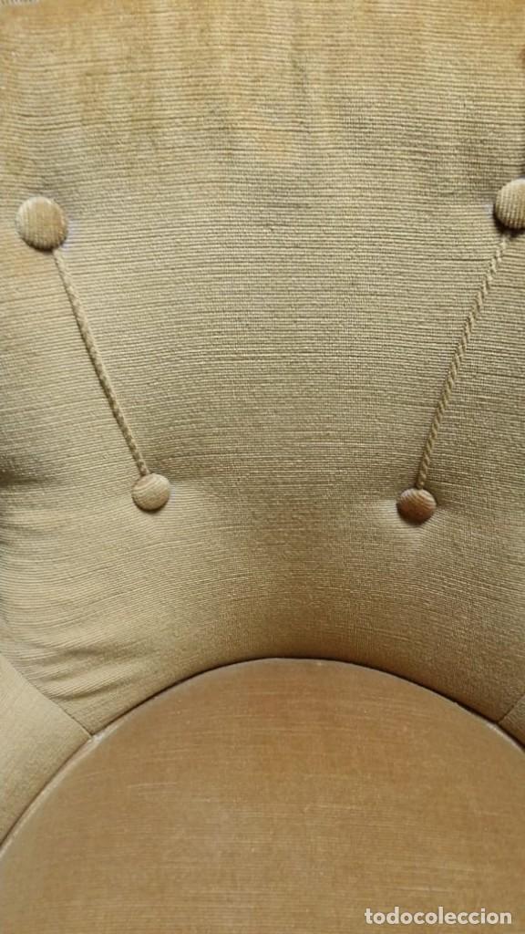 Antigüedades: silla calzadora, sillòn calzador - Foto 2 - 132741550
