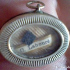 Antigüedades - RELICARIO RELIQUIA DE SANTA CATALINA LABOURE - 132814654