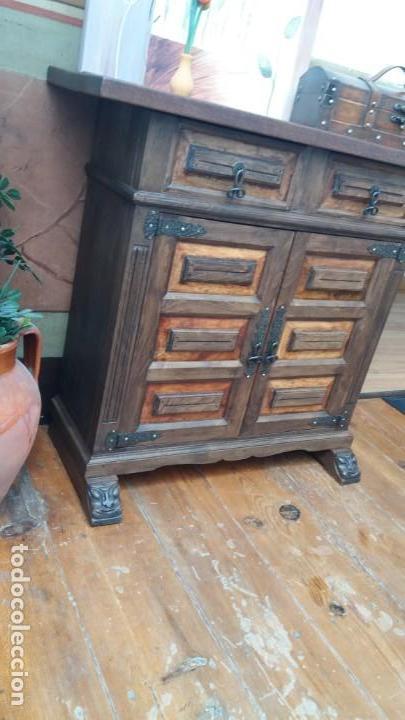 Antigüedades: Mueble aparador - Foto 3 - 132850758