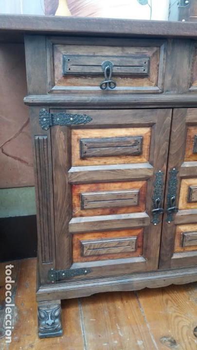 Antigüedades: Mueble aparador - Foto 4 - 132850758