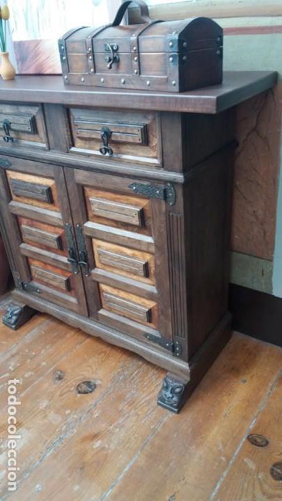 Antigüedades: Mueble aparador - Foto 5 - 132850758