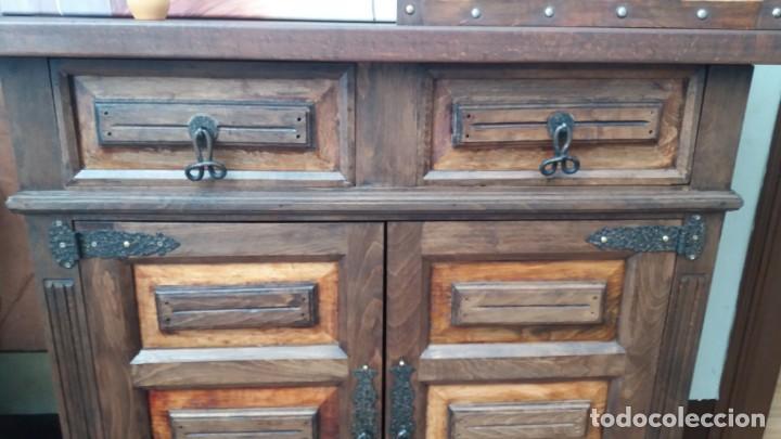 Antigüedades: Mueble aparador - Foto 9 - 132850758