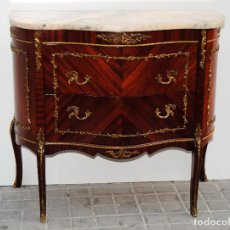 Antigüedades: ANTIGUA COMODA ABOMBADA LUIS XV. Lote 132890254