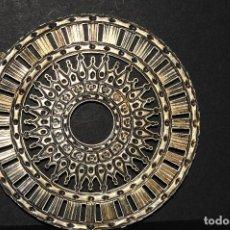 Antigüedades: CORONA DE PLATA - AÑOS 1900. Lote 132893574