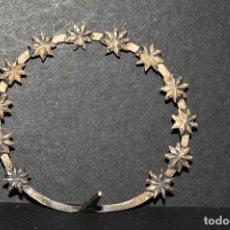 Antigüedades: CORONA DE PLATA COMO SE OBSERVA - AÑOS 1900. Lote 132895054