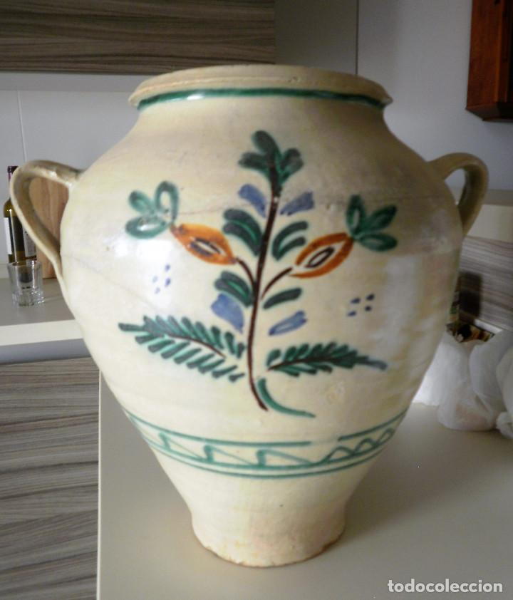 ORZA DE CERÁMICA ANDALUZA. (Antigüedades - Porcelanas y Cerámicas - Lucena)