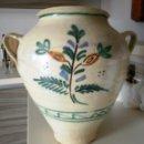 Antigüedades: ORZA DE CERÁMICA ANDALUZA.. Lote 132918810