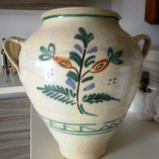Antiquitäten - Orza de cerámica andaluza. - 132918810