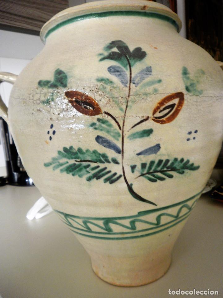 Antigüedades: Orza de cerámica andaluza. - Foto 5 - 132918810