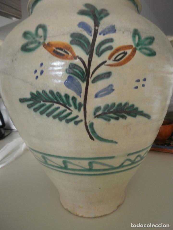 Antigüedades: Orza de cerámica andaluza. - Foto 7 - 132918810