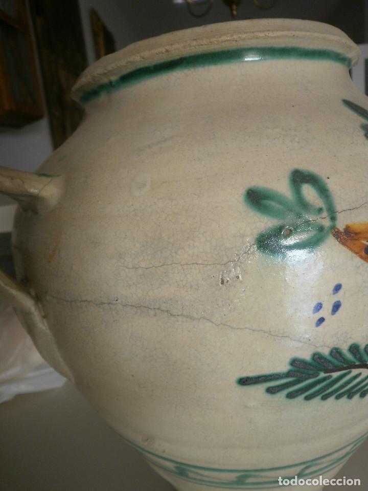 Antigüedades: Orza de cerámica andaluza. - Foto 8 - 132918810
