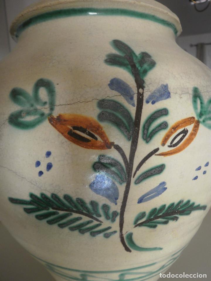 Antigüedades: Orza de cerámica andaluza. - Foto 9 - 132918810